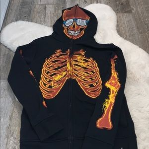 Tony hawk full hooded sweatshirt